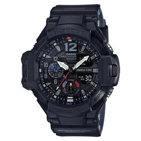 Relógio Casio G-shock Masculino Preto Ga-1100-1a1dr
