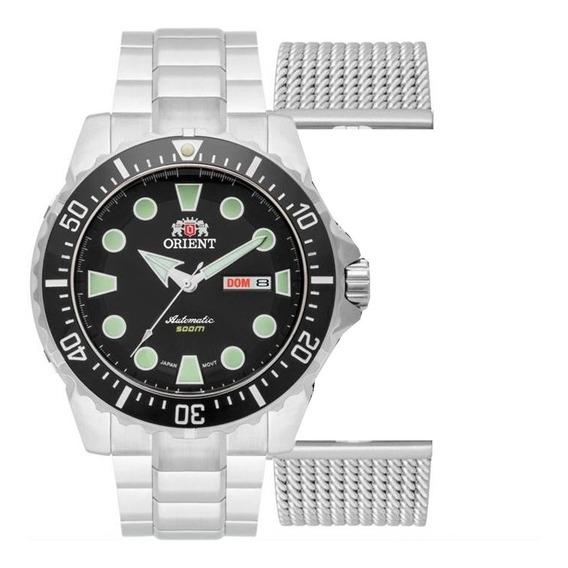 Relógio Orient Automático 469ss073 Diver Masculino Mergulho