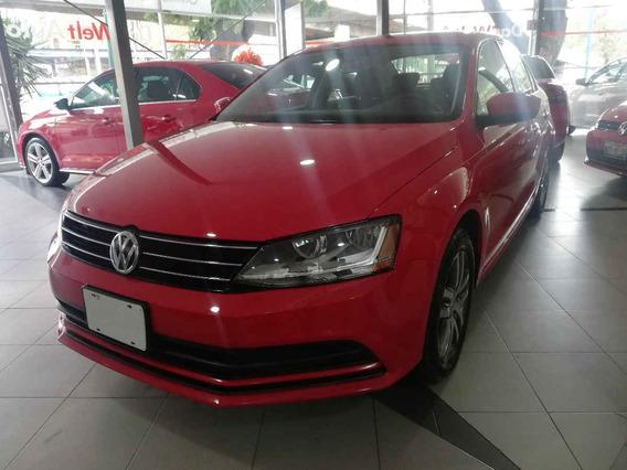 Volkswagen Jetta 2018 4p Trendline L5/2.5 Man