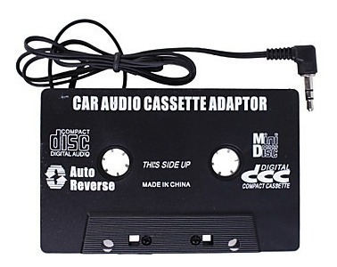 Cassette Audio Adaptador/carro, Nuevo Mp3