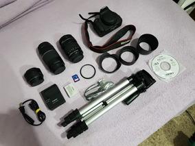 Canon Eos Rebel T5i - Semi Nova.
