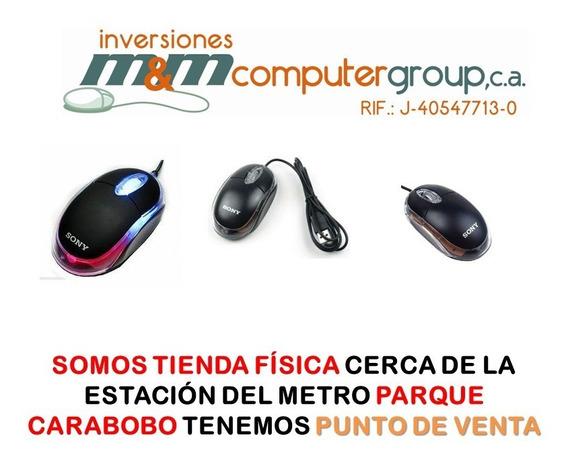 Mouse Usb Optico Sony, Hp, Dell Oferta