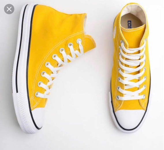 Converse Chuck Taylor All Star Amarelo
