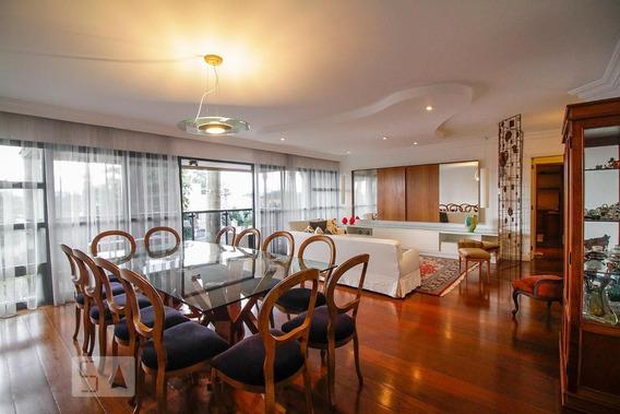 Apartamento No 2º Andar Mobiliado Com 4 Dormitórios E 3 Garagens - Id: 892915039 - 215039