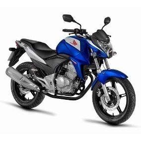 Carenagem Honda Cb 300 Azul 2014 Ed. Especial + Adesivo