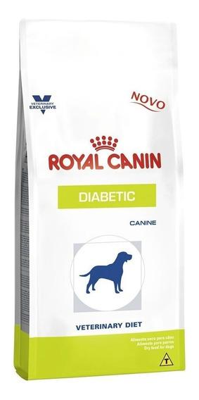 Ração Diabetic Cães Royal Canin 1,5kg