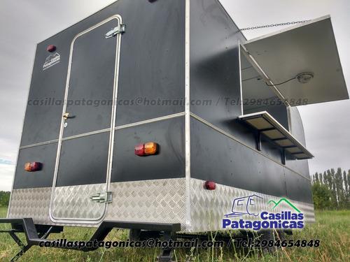 Casilla Trailer Gastronómico Food Truck