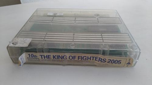 Kof 2005 Neo Geo Mvs
