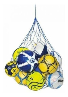 Saco Bolas Futebol Futsal Volei Nylon Bolsa Esportiva