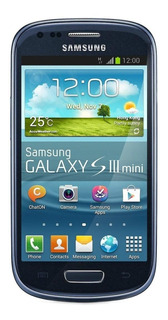 Samsung Galaxy S III Mini 8 GB Pebble blue 1 GB RAM