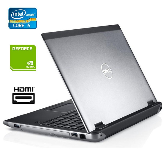Notebook Dell Vostro Intel Core I5 - 6gb / 500gb - Hdmi - Wifi - Win10