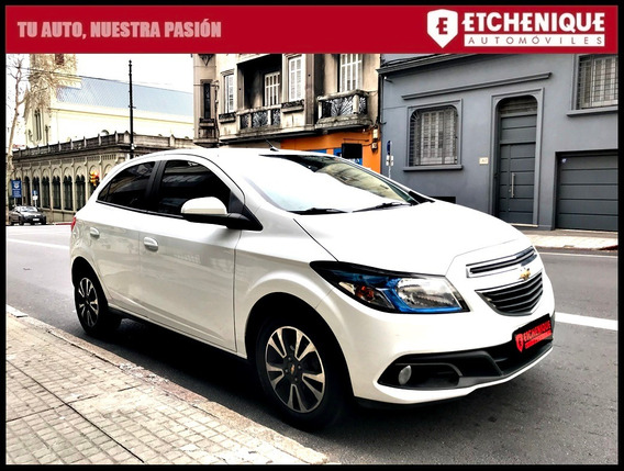 Chevrolet Onix 1.4 Ltz Extra Full Impecable - Etchenique.