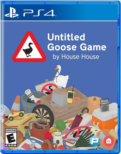 Ps4 Untitled Goose Game / Fisico