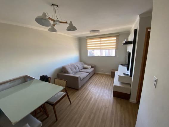 Apartamento 2 Dorm - 1 Vaga - 100m Do Metro