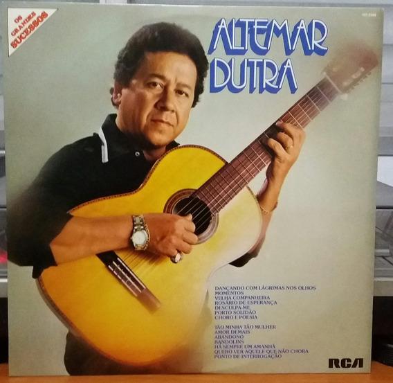 Altemar Dutra - Os Grandes Sucessos - 1982 (lp Zerado)