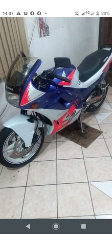 Honda Cbr 450 Sr Babaloo