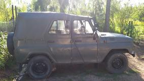 Jeep Uaz Td 2.5 Mod. 31512 Todo Terreno 4 X 4 Año 2003