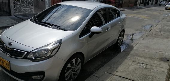 Kia Rio Ub Sedan 1.4 2014