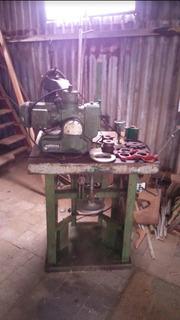 Maquina Carpinteria Trompo O Tupi Con Avance