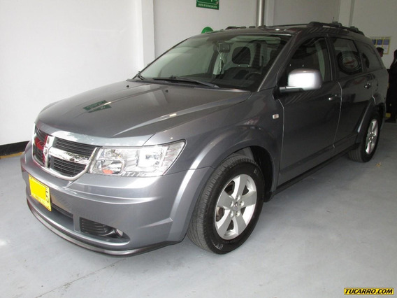 Dodge Journey Sxt 7pj