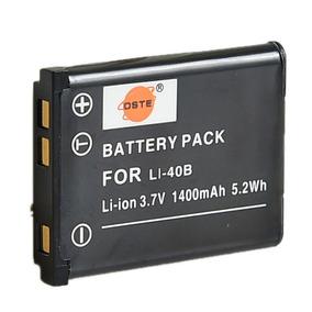 183554 Dste Li-40b/42b 1400mah Battery For Nik Sob Encomenda