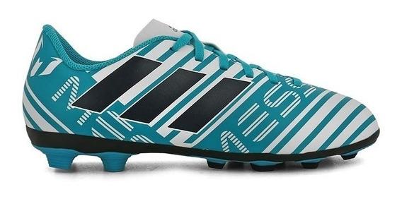 Guayos adidas Fútbol Messi Niño Nemeziz 17.4 Tf - New