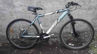 Bicicleta Unibike Rodado 26 Con 21 Velocidades