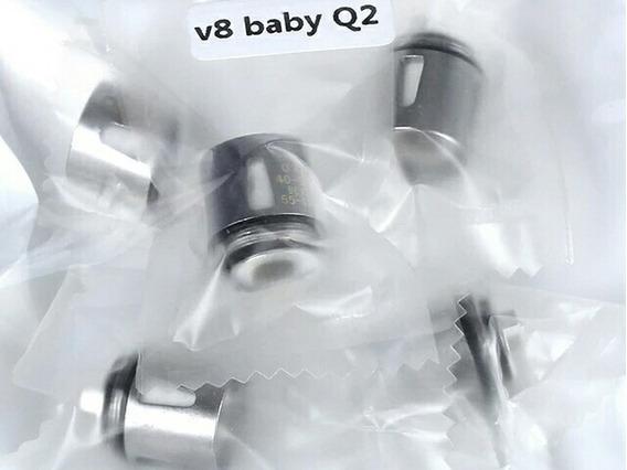 Coil Baby Beast Q2 Tfv8 - Leia Descricão