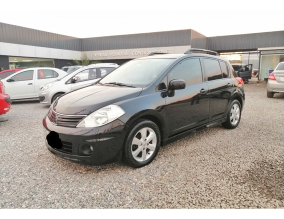 Nissan Tiida Hb Full 1.8 - Impecable - Aerocar