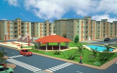 Alquiler De Apartamento En Residencial