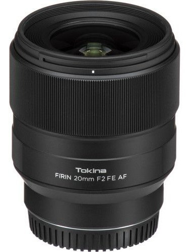 Lente Tokina Firin 20mm F/2 Para Sony
