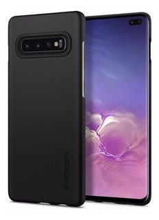 Capa Premium Spigen® Thin Fit Ultra Slim Galaxy S10+ Plus
