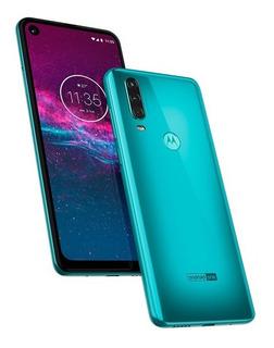 Smartphone Motorola Moto One Action Xt2013 128gb, 4gb Ram