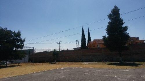 Terreno En Renta En Metepec Cerca De Plaza La Pilita