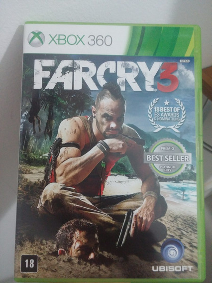 Jogo Farcry 3 Xbox 360