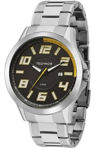 Relógio Technos Masculino P.racer 2115kne/1y Original Barato