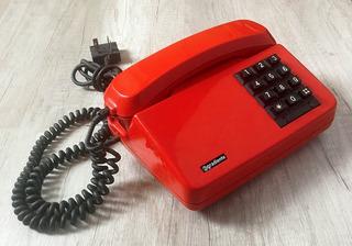 Telefone Antigo Década 80