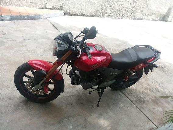 Moto Empire Rkv 200 , Bella , Batería, Cauchos, Conservada