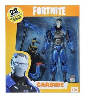 Fortnite Figura De Colección 7p Carbide 10607 Original