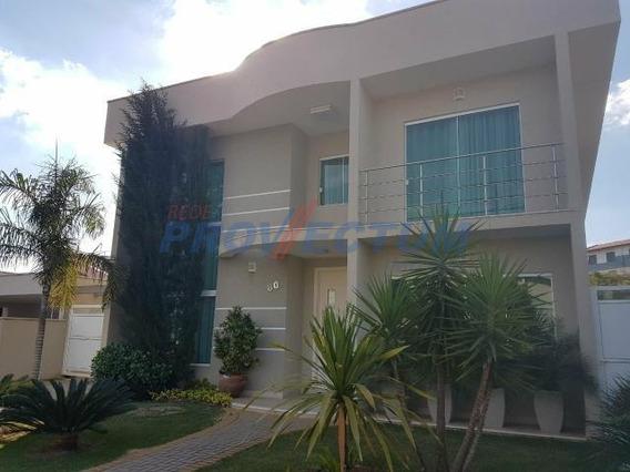 Casa À Venda Em Terras De Vinhedo - Ca280780