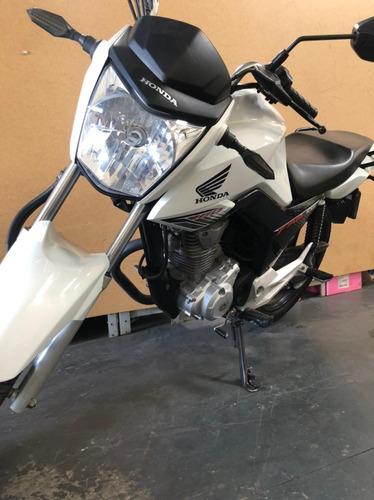 Imagem 1 de 4 de Moto Honda