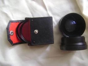 Lentes Telephoto Y Macro - Para 18-55mm + 2 Filtros