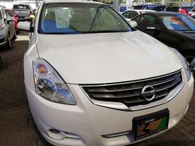 Nissan Altima 2.5 Sl At Piel Cvt