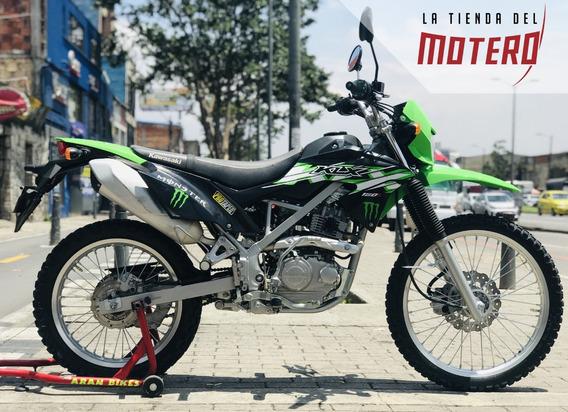 Kawasaki Klx 150 2019 Crédito Financiación