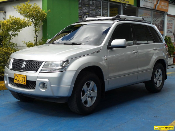 Suzuki Grand Vitara Sz 2.7