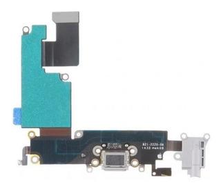 Centro De Carga Jack Micrófono iPhone 6 Plus Envio G- T436