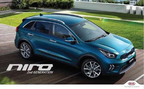 Kia Niro Full Version Zenith 1.6 2020 Automatico Cuero