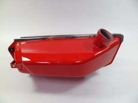 Tanque Shineray Xy 50 Vermelho E Preto