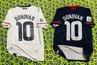 Jersey Camiseta Nike Seleccion Estados Unidos Donovan 2x1