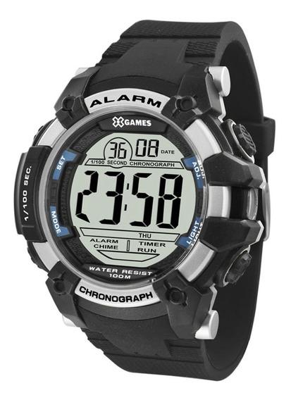 Relógio Xgames Xmppd542 Bxpx Pulso Digital Preto Xmppd 542